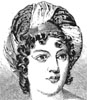 Madame de Staël. From Catherine Jane Hamilton, Women Writers: Their Works and Ways.