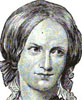 Charlotte Brontë. From James Parton, Noted Women of Europe and America.