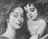 Barbara Villiers, Countess of Castlemaine and her son, the Duke of Grafton