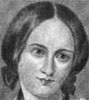 Charlotte Brontë. From Rupert Sargent Holland, Historic Girlhoods.