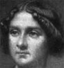 Jenny Lind. From the engraving by T. B. Welch. From Myrtle Reed, Happy Women.