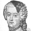 Wife of Frederick the Great